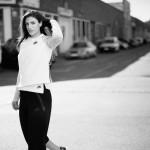 Ivana Španović lice globalne Nike Tech Fleece kampanje