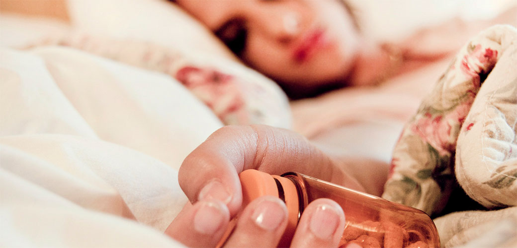 Antibebi pilule vode u depresiju?