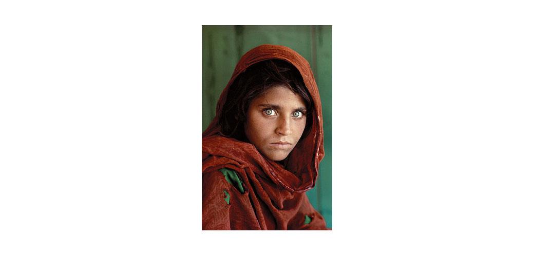 Uhapšena Afghan Girl