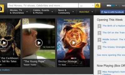 IMDb će ukloniti godine glumaca