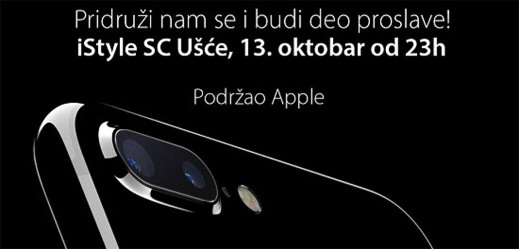 Rezerviši svoj iPhone 7 telefon!