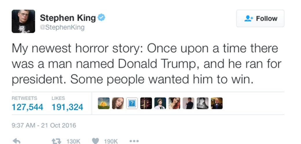 Najkraća horor priča