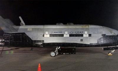 X-37B je na misiji već 500 dana i niko ne zna zašto  %Post Title