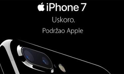 iPhone 7 uskoro dostupan u Srbiji!  %Post Title