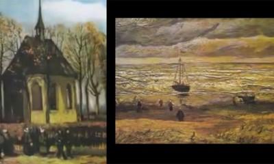 Ukradene slike Van Gogha pronađene kod mafije