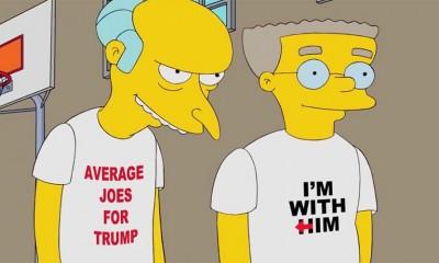 Simpsonovi ponovo prozivaju Trumpua