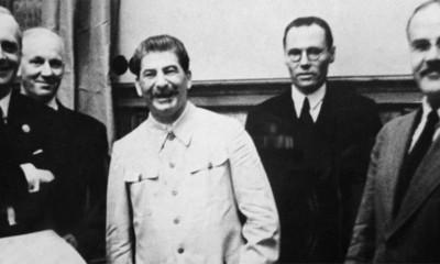 SSSR je kriv za Drugi svetski rat