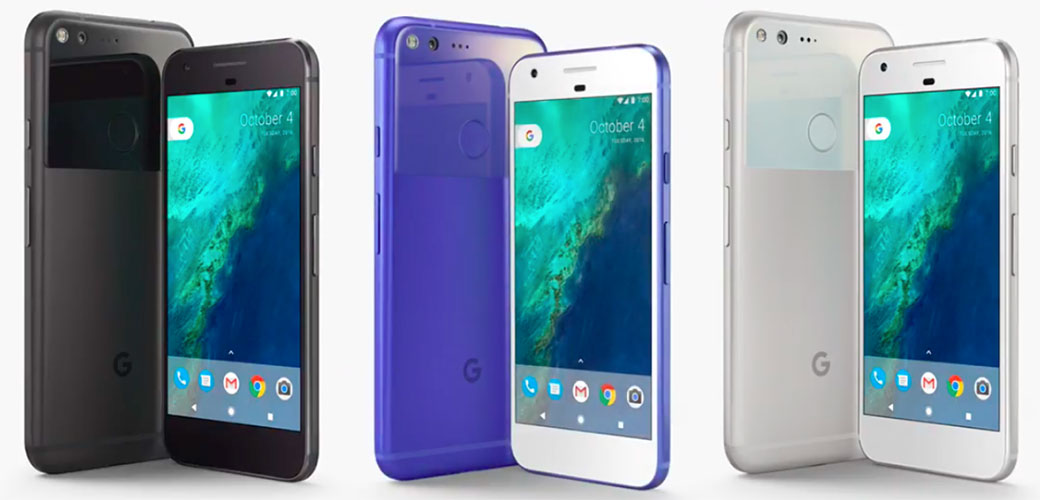 Slika: Google predstavio Pixel