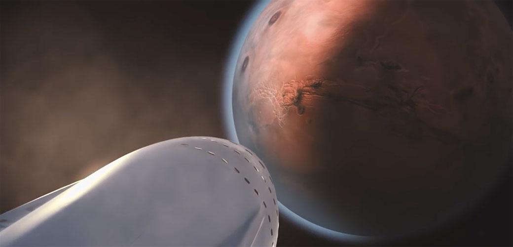 Novi detalji o kolonizaciji Marsa