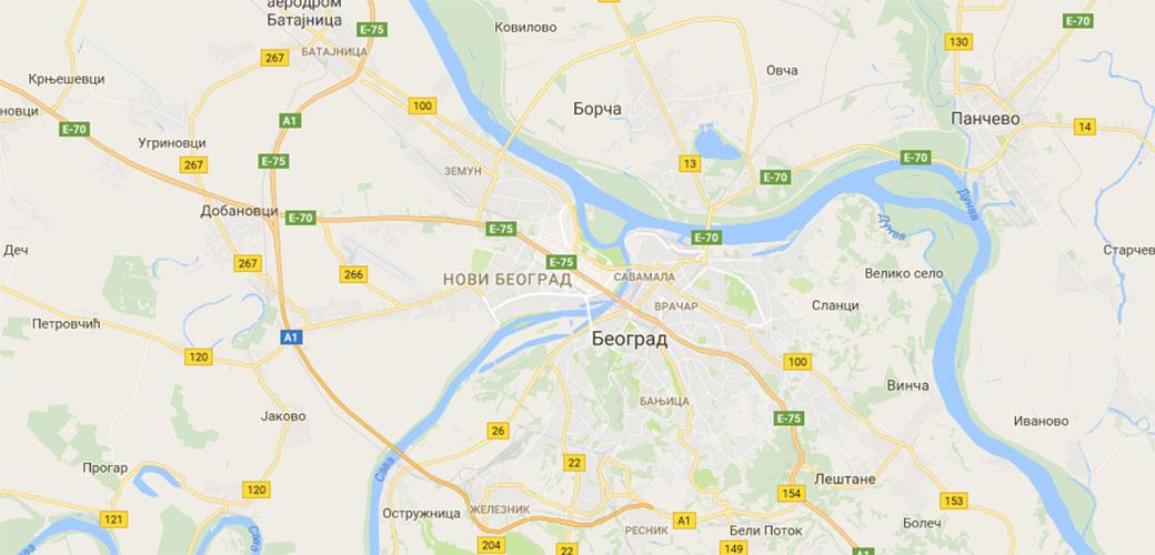 Google mape sada znaju i gde je gužva u saobraćaju