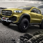 Mercedes-Benz ima pickup