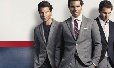 Rafael Nadal ponovo glavna zvezda kampanje za Tailored by Tommy Hilfiger  %Post Title