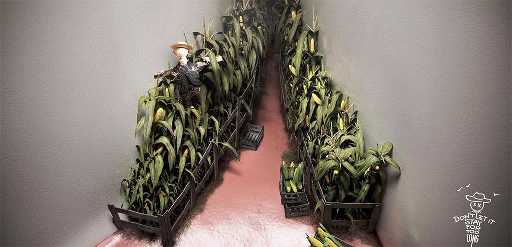 Pazite da vam ne poraste kukuruz u ustima
