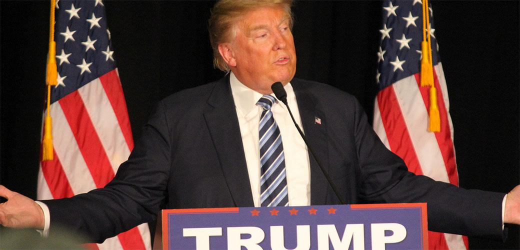 ŠOK: Trump je predsednik Amerike