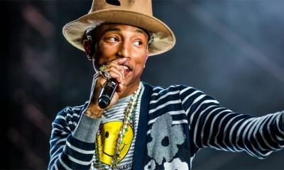 Pharrell ima novu srećnu pesmu  %Post Title
