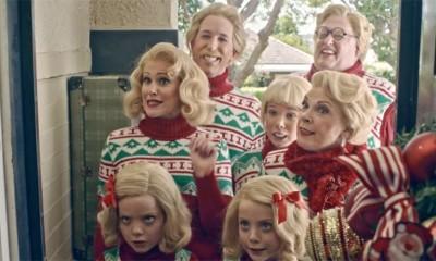 Reklama za Božić u Australiji