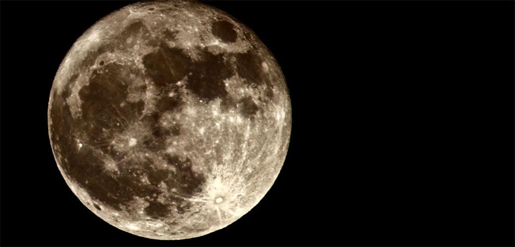 Za vikend je najveći Mesec još od 1948. godine