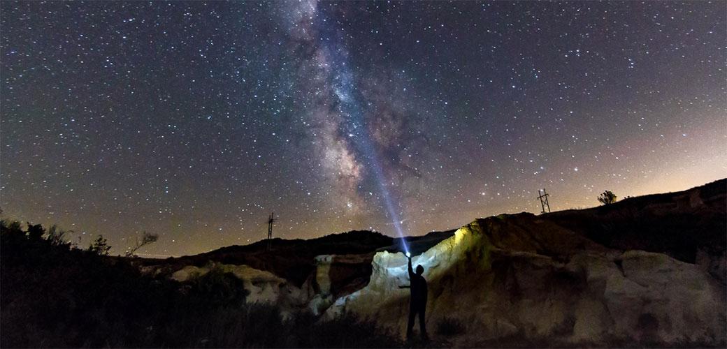 Prema Mlečnom putu juri veliki oblak