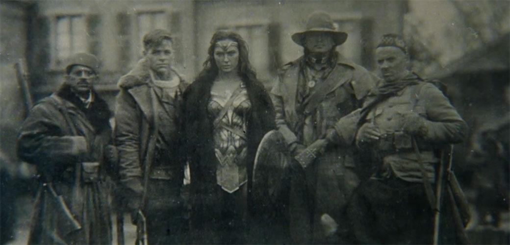 Novi trailer za Wonder Woman