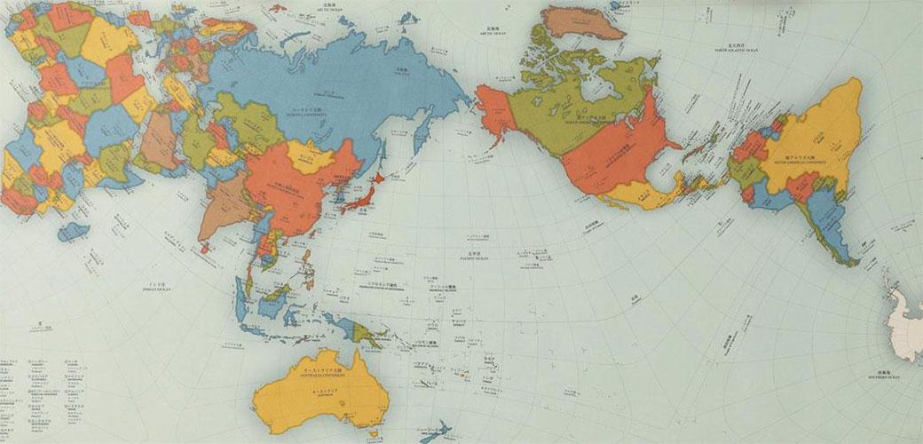 Ovo je najtačnija mapa sveta do sada