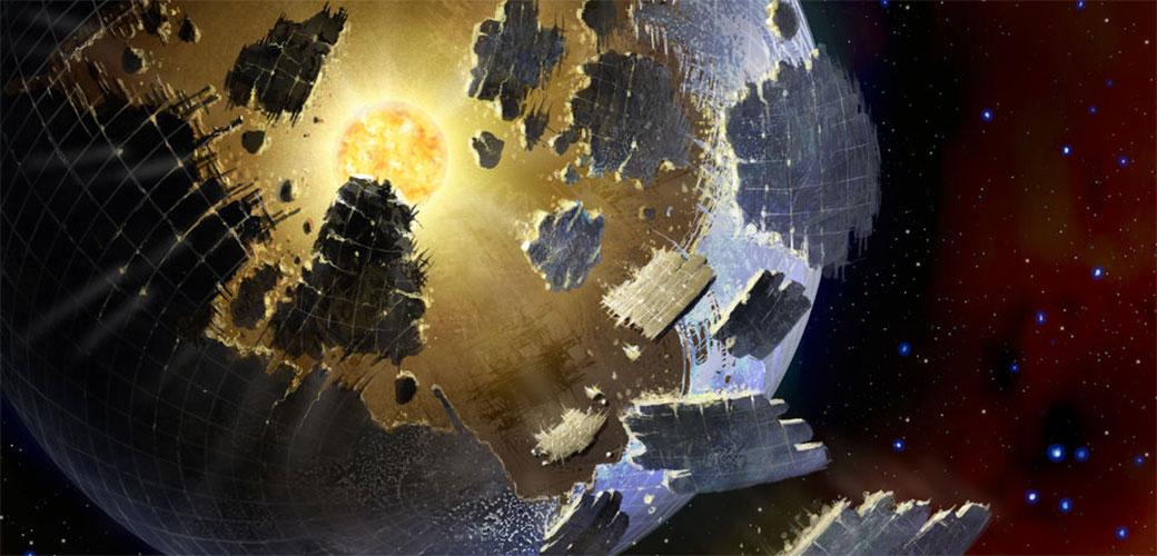 Vanzemaljska megastruktura je sve luđa