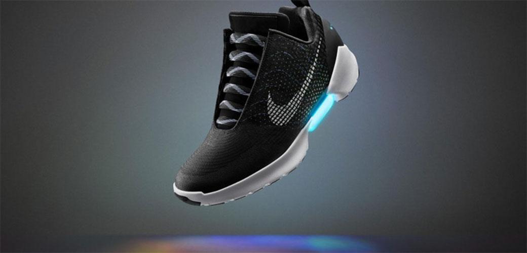 Nike patike koje se same vezuju