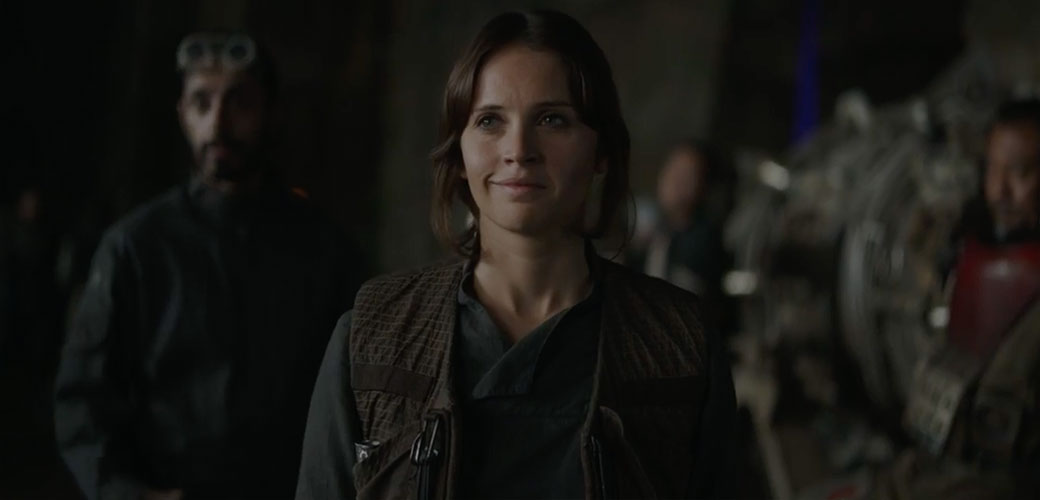 Rogue One: A Star Wars Story – Još malo kadrova