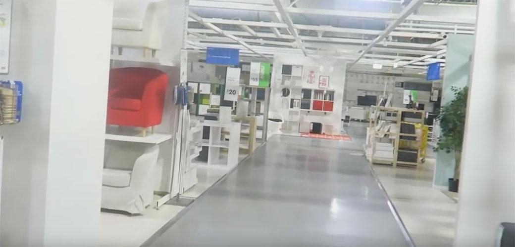 IKEA: Ne spavajte u našim prodavnicama
