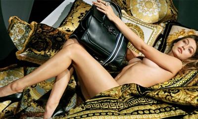 Gigi se skinula za Versace  %Post Title