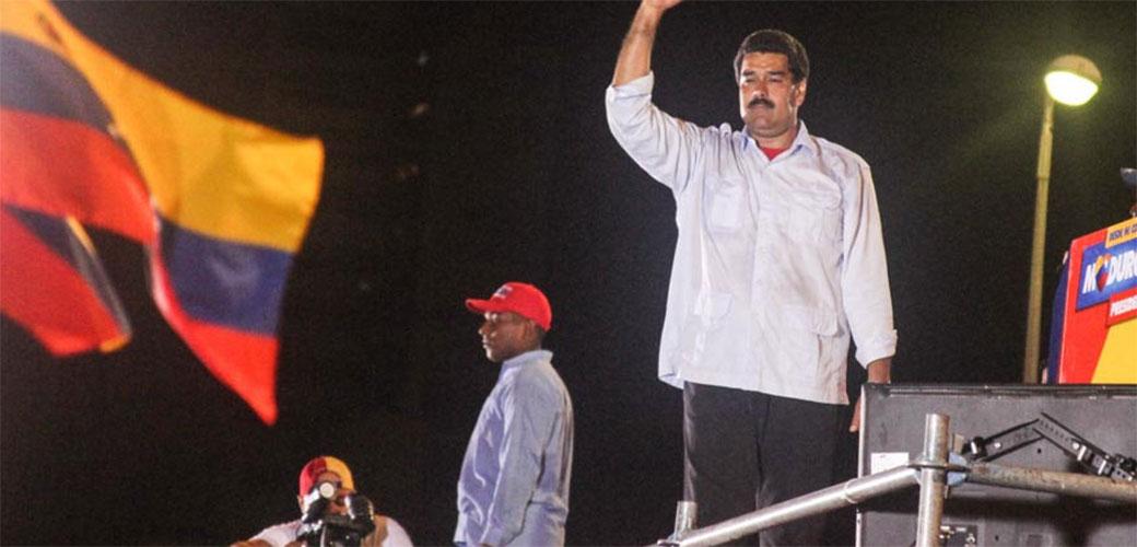 Venecuela pred pucanjem