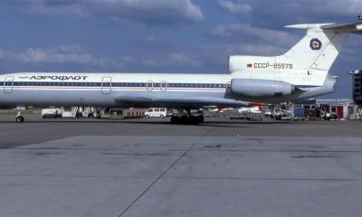 Tu-154: Ponos Sovjetskog Saveza pao 72 puta