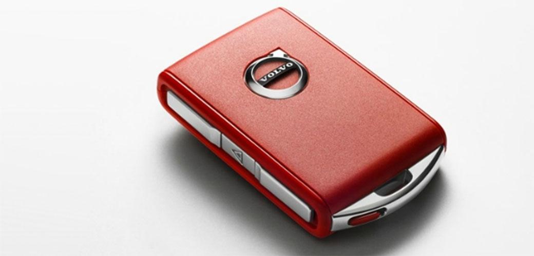 Volvo ima poseban ključ