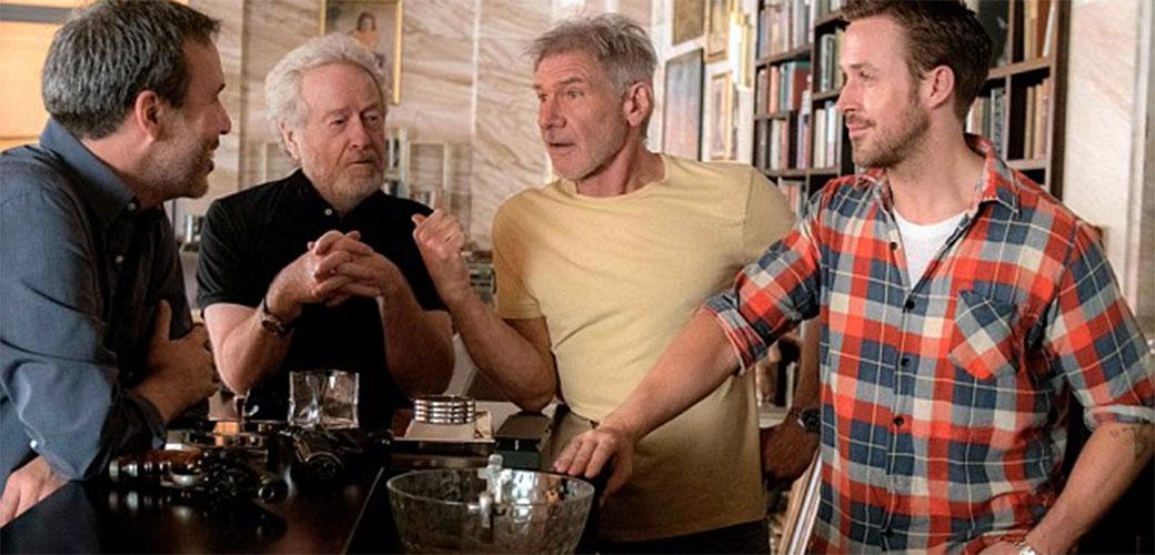 Harrison Ford udario Ryana Goslinga