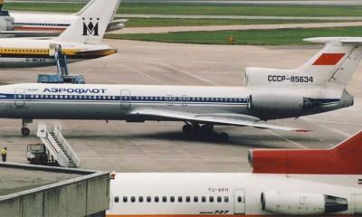 Tupoljev TU-154 je verovatno najgori avion ikada  %Post Title