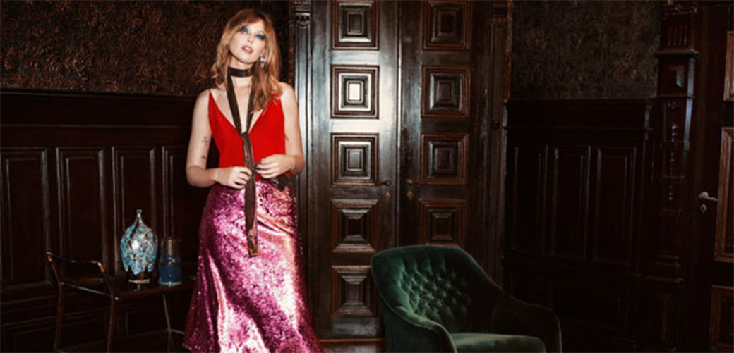 H&M za glamurozne praznike