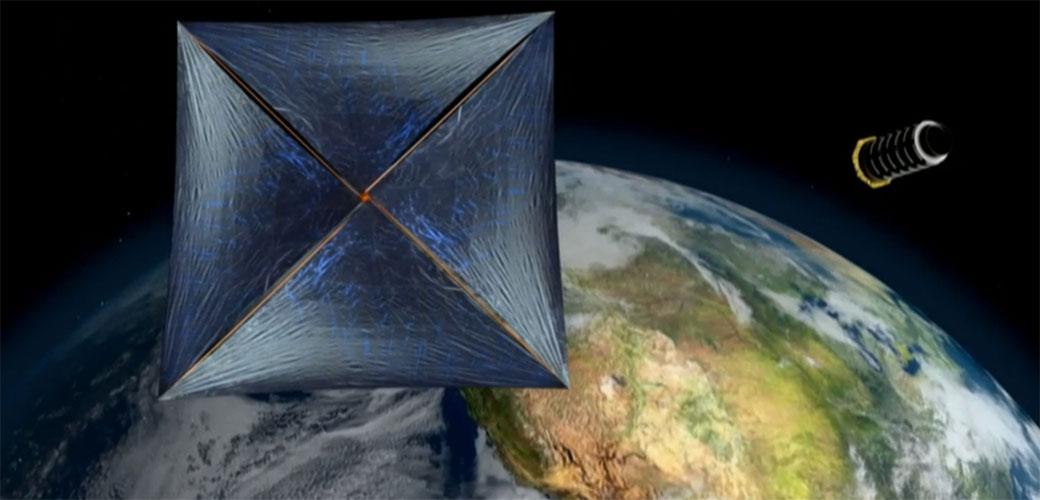 NASA i Hawking rade na svemirskoj letelici