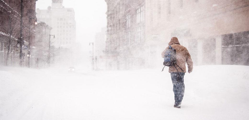 Zašto je šetnja po hladnom vazduhu odlična za vas