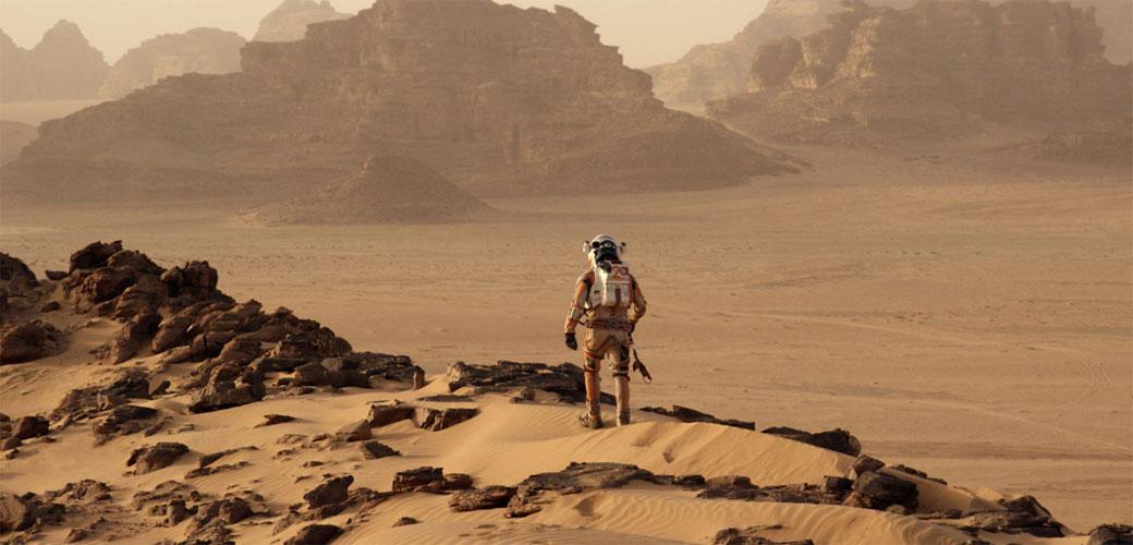 Slika: I Kina u trci za kolonizaciju Marsa