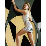 Gigi se skinula za Versace