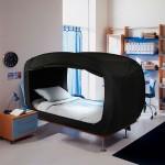 Krevet za sve koji vole da se osame