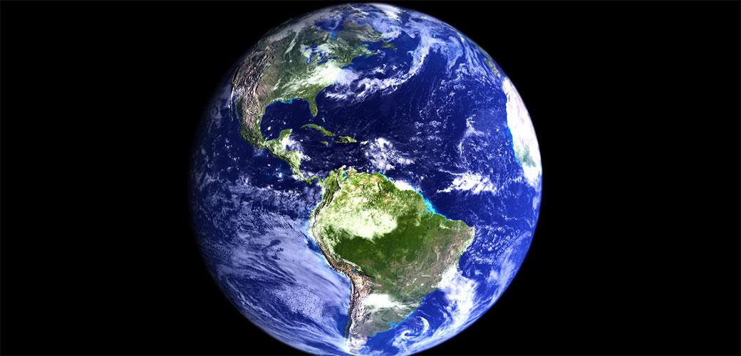 Ovako će izgledati naša Zemlja