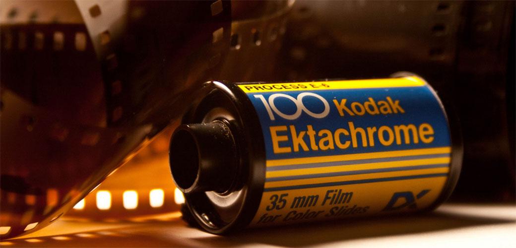 Kodak ponovo pravi Ektachrome Film