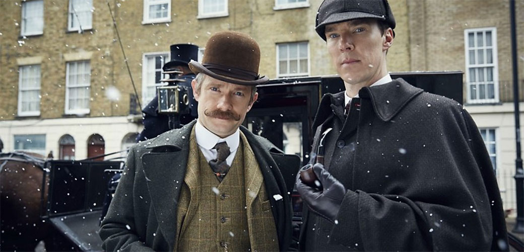 Rusi hakovali i Šerloka Holmsa?!