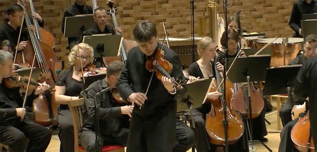 Prva violina Londonskog simfonijskog orkestra
