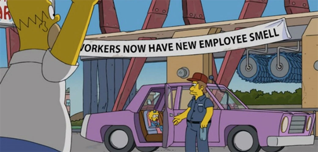 Da li Homer Simpson vozi kola iz Hrvatske?