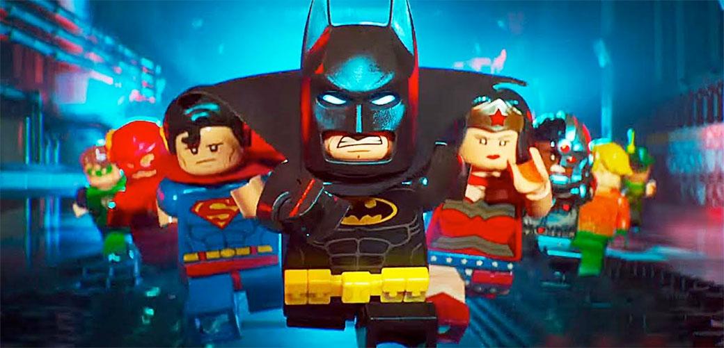 Lego Betmen u domaćim bioskopima