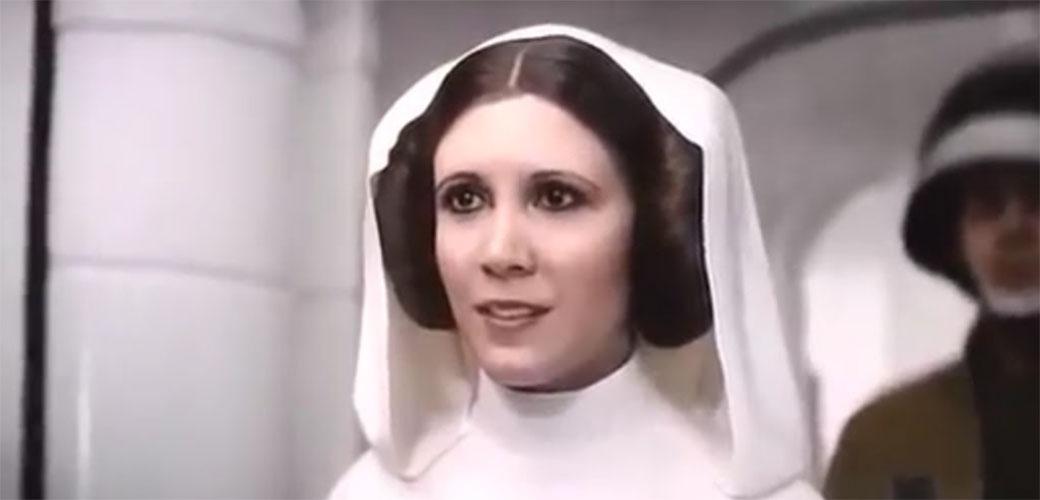 Princeza Leia ipak neće digitalno oživeti