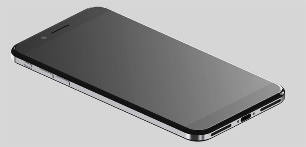 Da li će ovako izgledati iPhone 8?