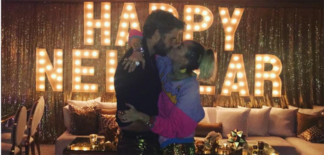 Miley Cyrus se tajno udala