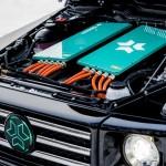 Električni Mercedes-Benz G-Class